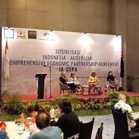 SOSIALISASI PERJANJIAN DAGANG INDONESIA-AUSTRALIA IACEPA